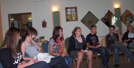 Dt.Pol. Jugendbegegnung in Braunsdorf