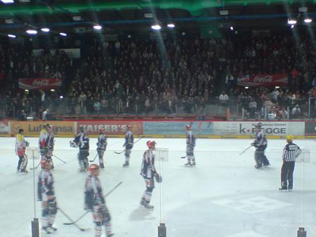 Eishockey in Berlin
