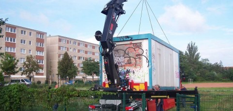 Aktion Container