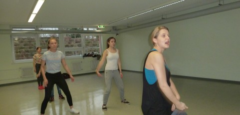 Tanzworkshop